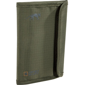 Tasmanian Tiger TT Passport Safe RFID B Wallet olive